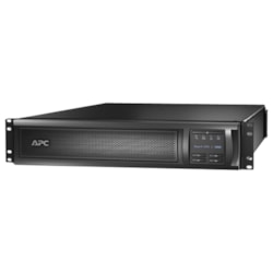 APC SMART UPS (SMX), 3000VA, IEC(8), EXT BATT(0/10), SMART SLOT, LCD, 2U RACK/TWR, 3YR