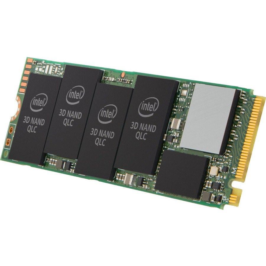 Intel 665p 2 TB Solid State Drive - M.2 2280 Internal - PCI Express NVMe (PCI Express NVMe 3.0 x4)
