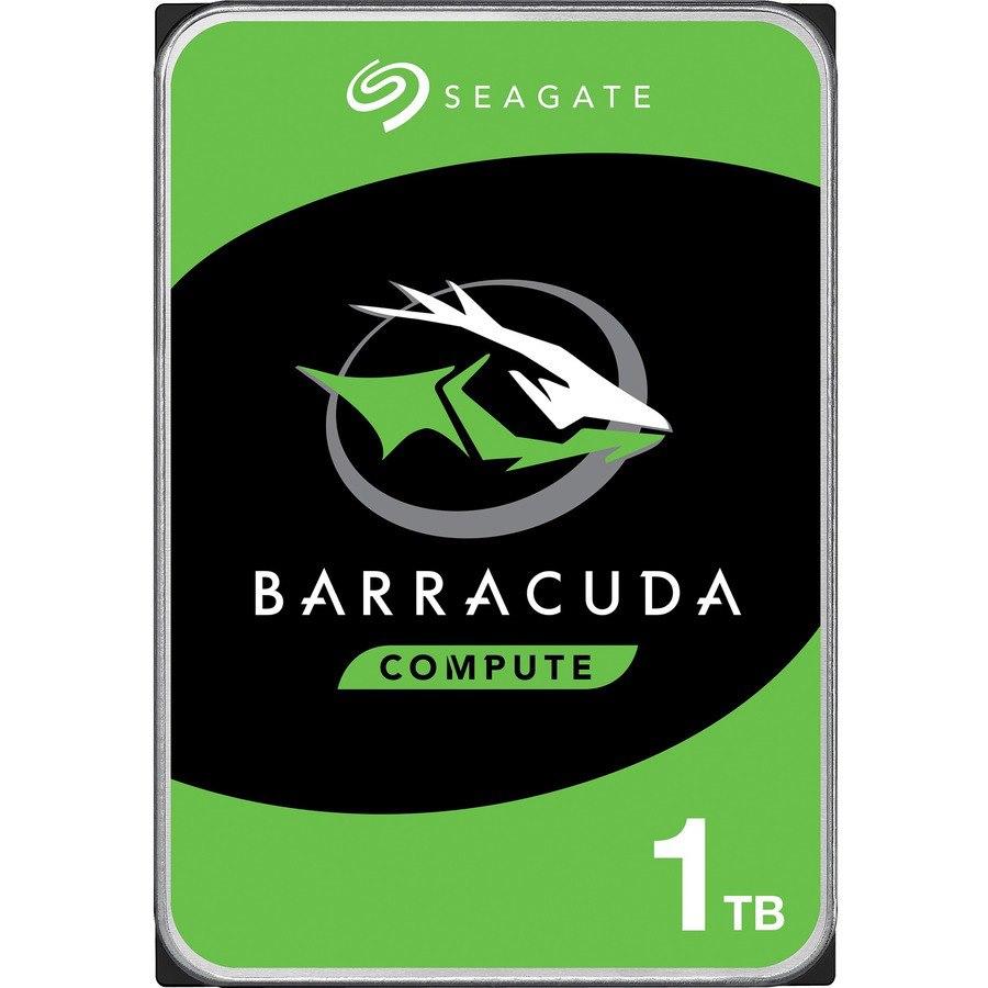 "Seagate BarraCuda ST1000DM010 1 TB Hard Drive - 3.5"" Internal - SATA (SATA/600)"