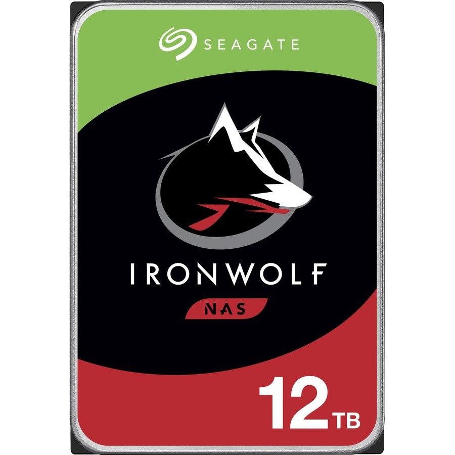 "Seagate Ironwolf NAS HDD 3.5"" SATA 12TB"