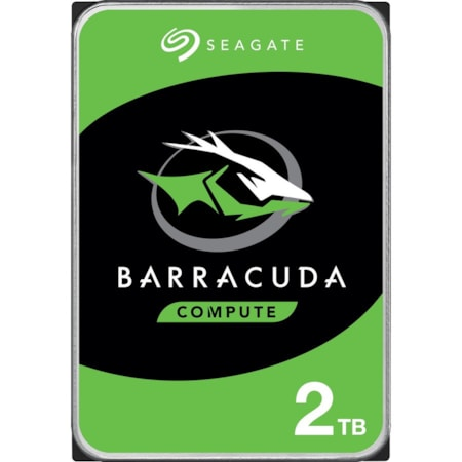 "Seagate BarraCuda ST2000LM015 2 TB Hard Drive - 2.5"" Internal - SATA (SATA/600)"