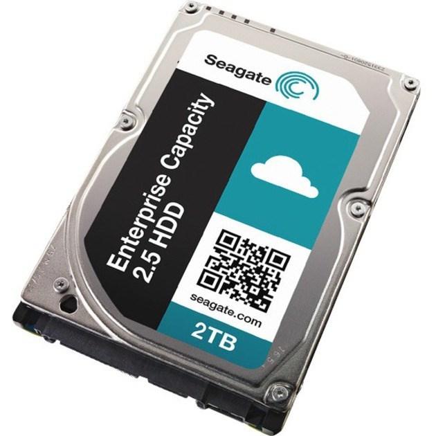 "Seagate ST2000NX0253 2 TB Hard Drive - 2.5"" Internal - SATA (SATA/600)"