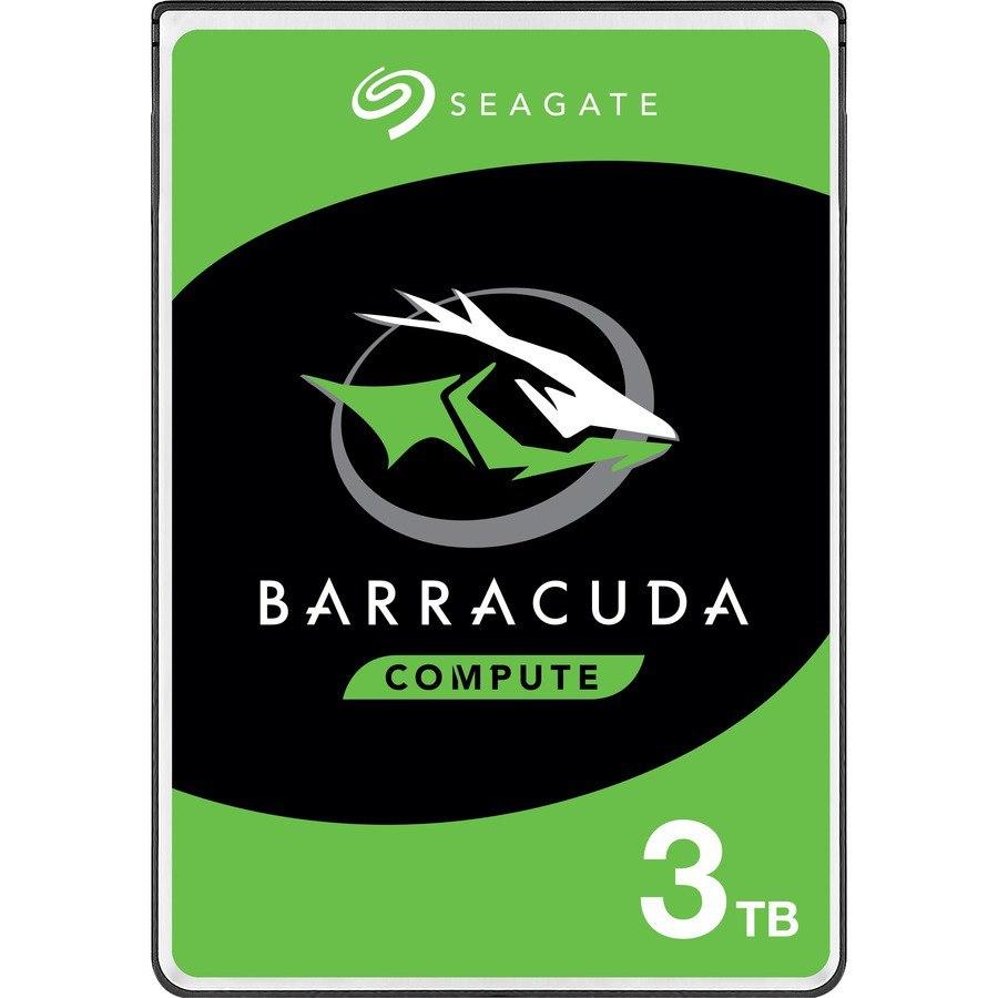 "Seagate BarraCuda ST3000DM007 3 TB Hard Drive - 3.5"" Internal - SATA (SATA/600)"