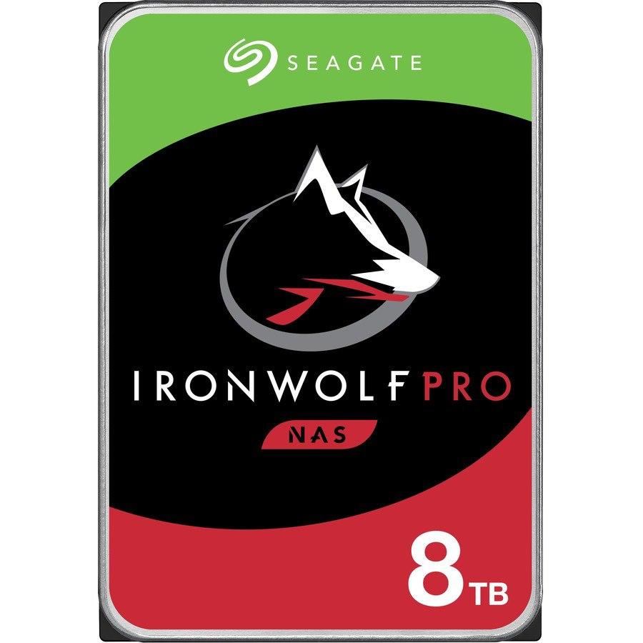 "Seagate Ironwolf Pro HDD 3.5"" SATA 8TB"