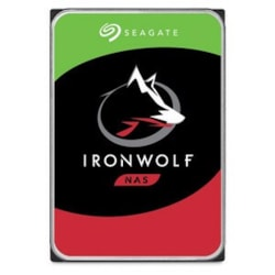 "Seagate IronWolf ST8000VN004 8 TB Hard Drive - 3.5"" Internal - SATA (SATA/600) - Conventional Magnetic Recording (CMR) Method"
