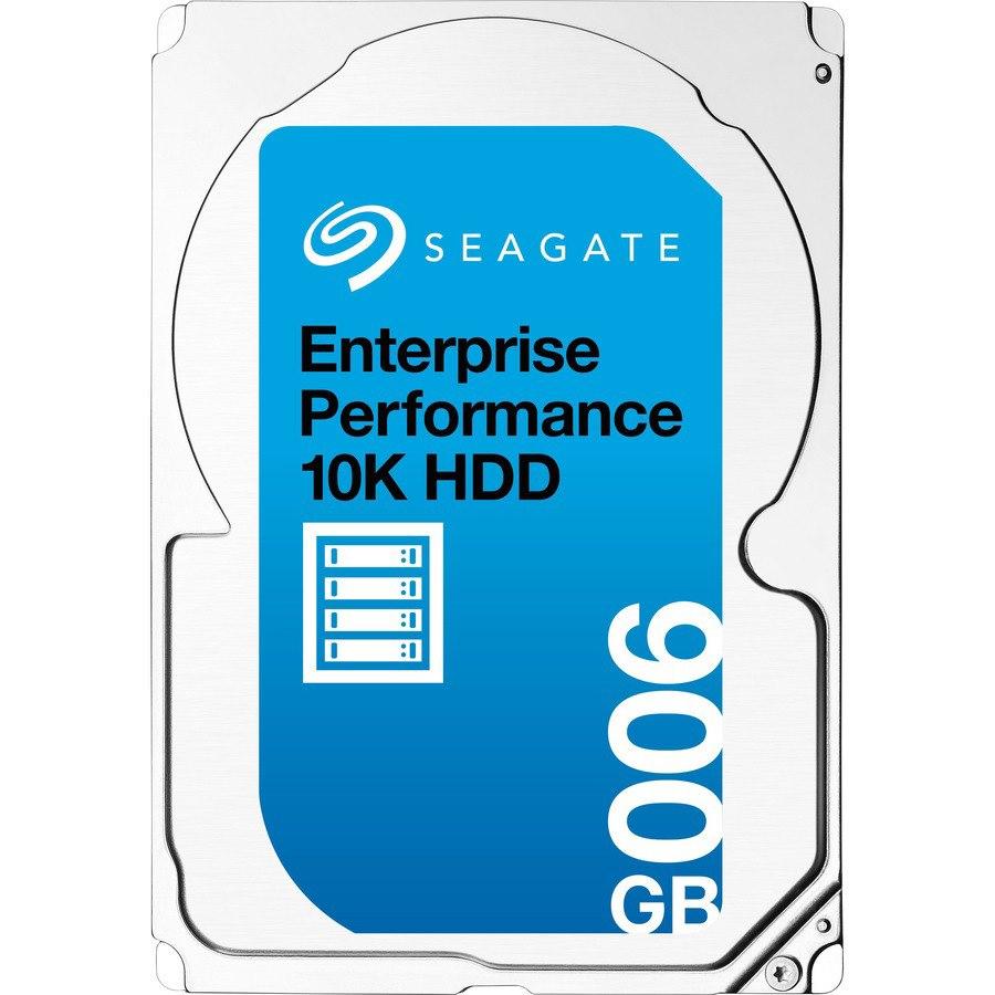 "Seagate ST900MM0168 900 GB Hard Drive - 2.5"" Internal - SAS (12Gb/s SAS)"
