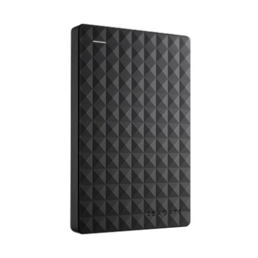 "Seagate Expansion STEA1000400 1 TB Portable Hard Drive - 2.5"" External - Black"