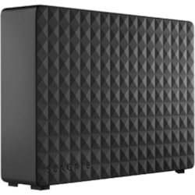 "Seagate Expansion 6 TB Desktop Hard Drive - 3.5"" External - Black"