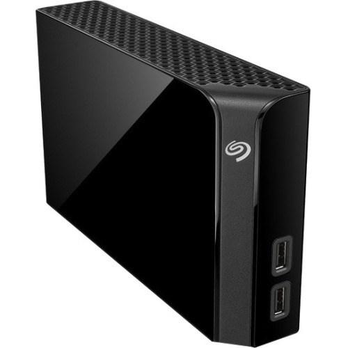 Seagate Backup Plus Hub STEL8000300 8 TB Desktop Hard Drive - External