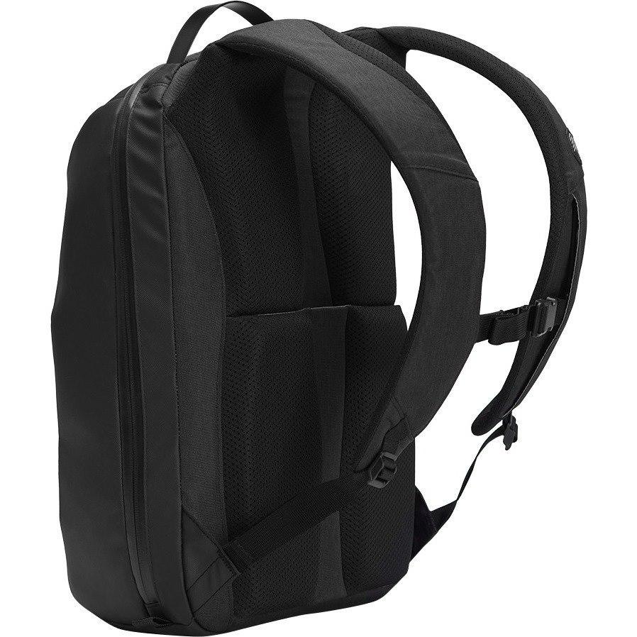 "STM Goods Myth Carrying Case (Backpack) for 38.1 cm (15"") to 40.6 cm (16"") Apple Notebook, MacBook Pro - Black"