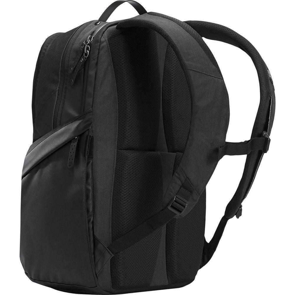 "STM Goods Myth Carrying Case (Backpack) for 38.1 cm (15"") to 40.6 cm (16"") Apple MacBook Pro, Notebook - Black"