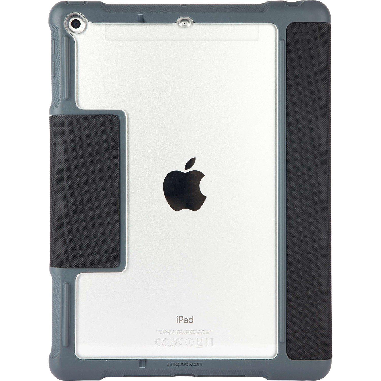 STM Dux Plus For 2018 iPad 6th Gen AP - Black