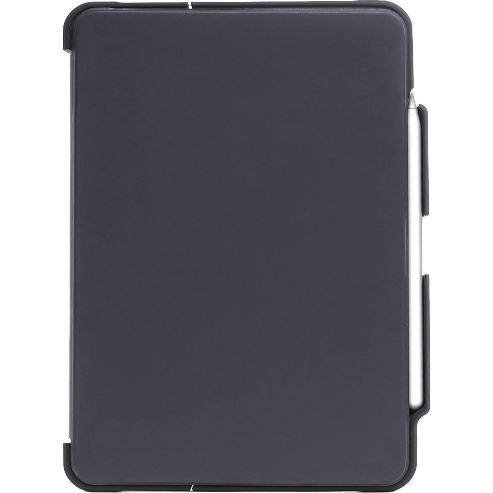STM Goods dux Case for Apple iPad Pro (3rd Generation) Tablet - Black, Clear