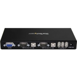 StarTech.com KVM Console - Wired - TAA Compliant