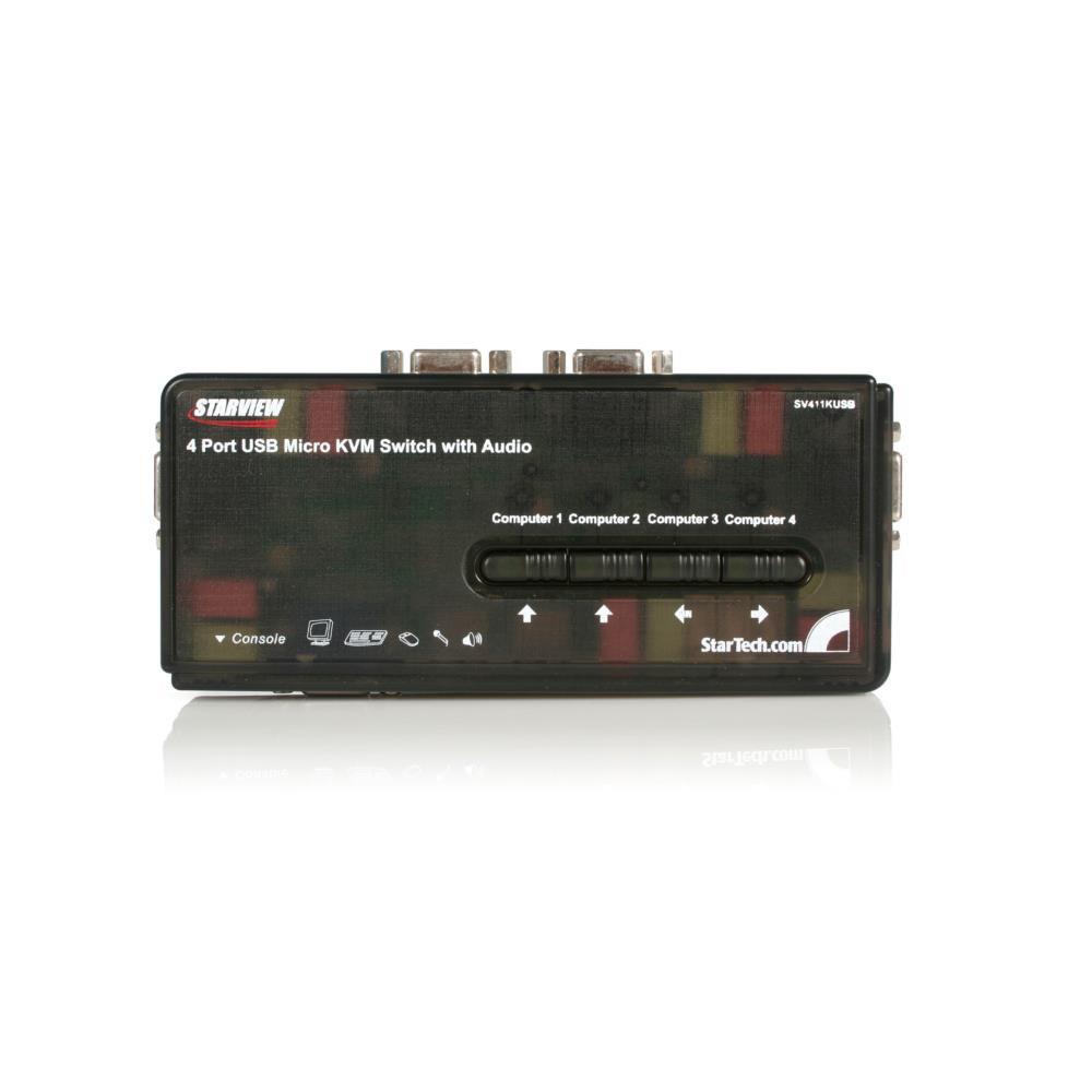 StarTech.com SV411KUSB KVM Switchbox