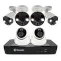 Swann 8 Channel Night Vision Wired Video Surveillance System 2 TB HDD