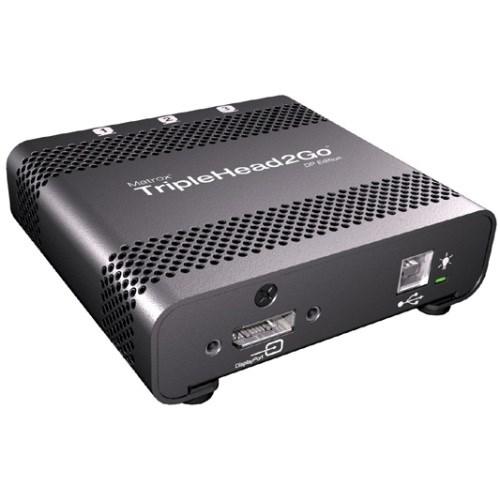 Matrox TripleHead2Go Multiview Device