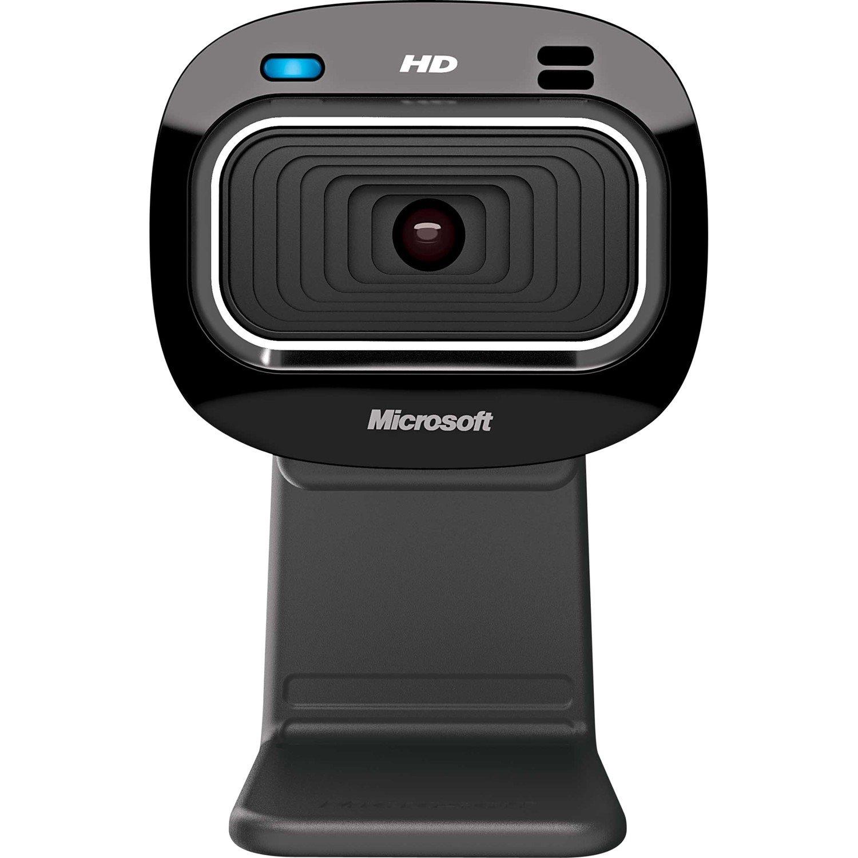 Microsoft LifeCam HD-3000 Webcam - 30 fps - Black - USB 2.0 - OEM