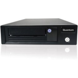 Quantum LTO-7 Tape Drive - 6 TB (Native)/15 TB (Compressed) - Black