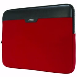 """Targus Newport TSS100003GL Carrying Case (Sleeve) for 33 cm (13"""") to 35.6 cm (14"""") Notebook - Red"""