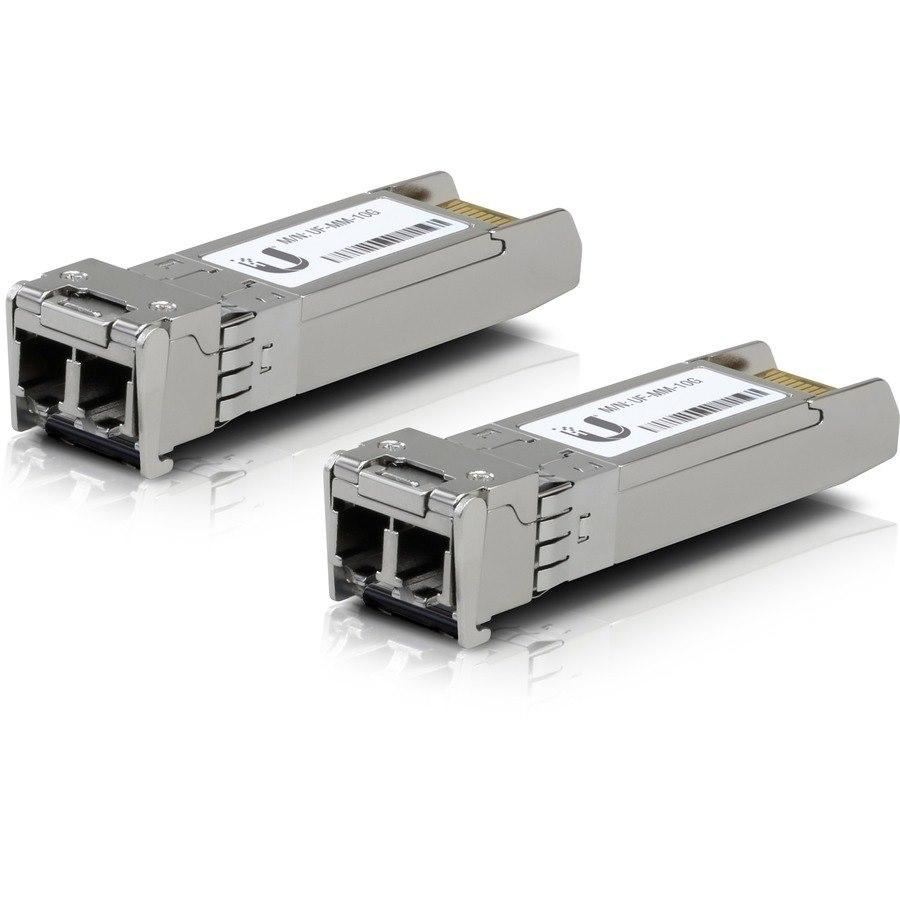 Ubiquiti U Fiber UF-MM-10G SFP+ - 1 LC Duplex 10GBase-X Network