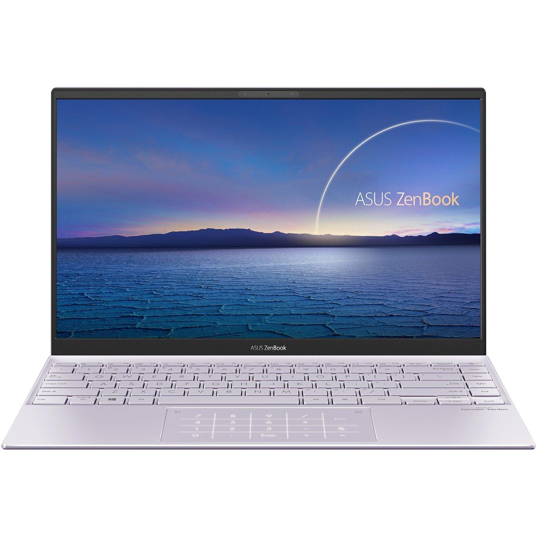 "Asus ZenBook 14 UM425 UM425IA-AM036R 35.6 cm (14"") Notebook - Full HD - 1920 x 1080 - AMD Ryzen 7 4700U Octa-core (8 Core) 2 GHz - 8 GB RAM - 512 GB SSD - Lilac Mist"
