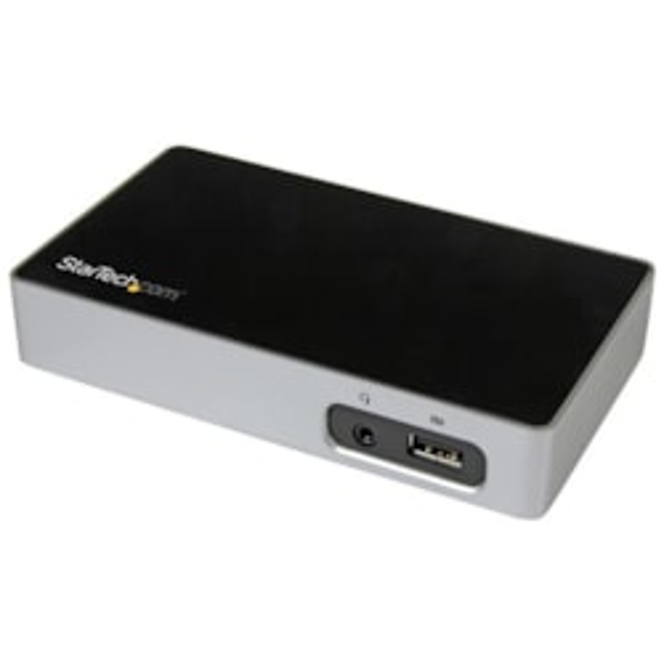 StarTech.com USB 3.0 Docking Station for Notebook/Tablet PC