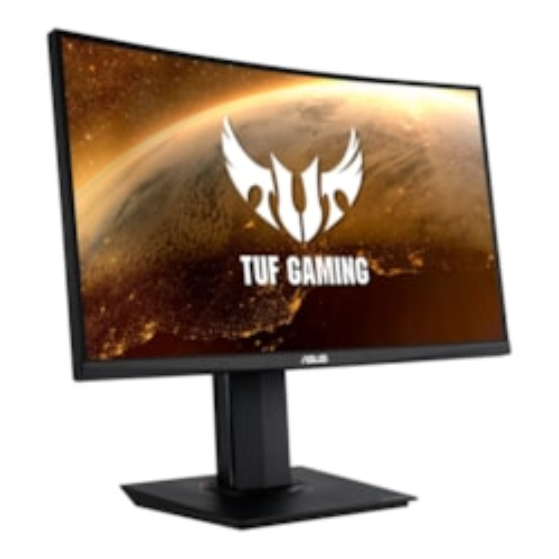 "TUF VG24VQ 59.9 cm (23.6"") Full HD Curved Screen Gaming LCD Monitor - 16:9"
