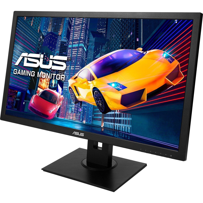 "Asus VP248QGL 61 cm (24"") Full HD WLED Gaming LCD Monitor - 16:9 - Black"