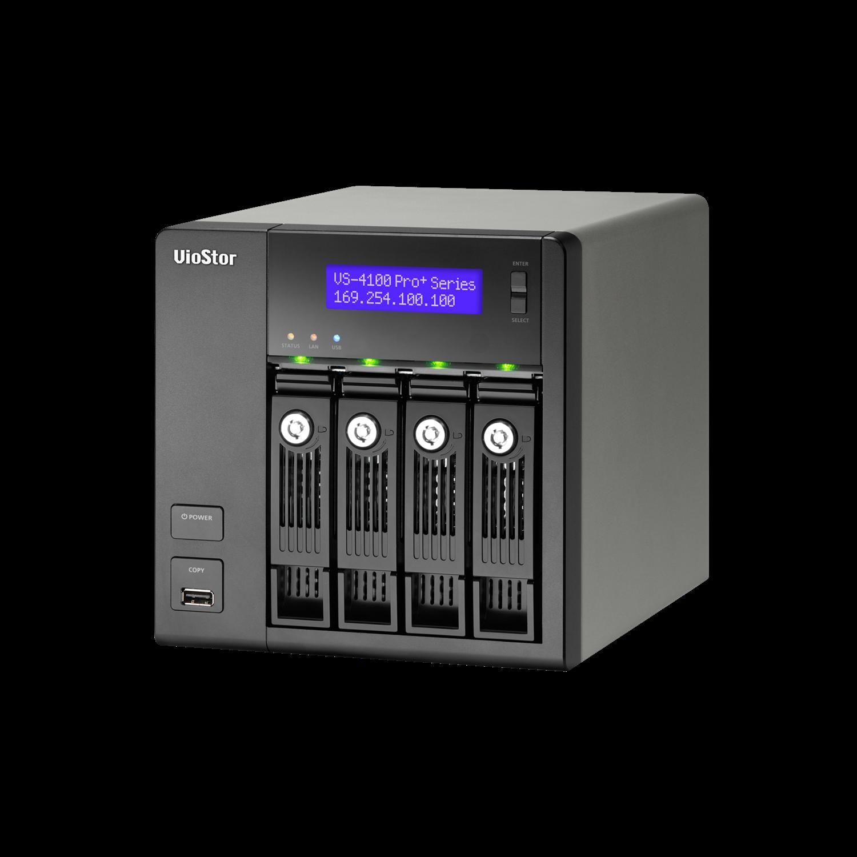 QNAP VioStor VS-4116 Pro+ 16 Channel Wired Video Surveillance Station