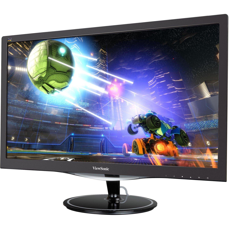"Viewsonic VX2457-mhd 61 cm (24"") Full HD LED LCD Monitor - 16:9 - Black"