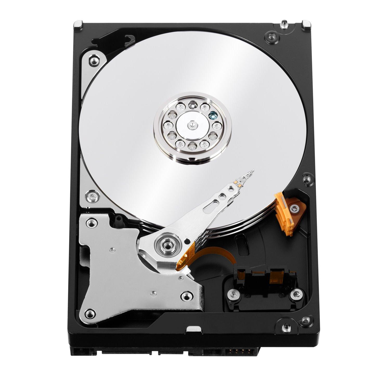 """WD Red Plus WD10EFRX 1 TB Hard Drive - 3.5"""" Internal - SATA (SATA/600)"""