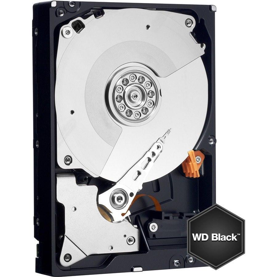 """WD Black WD5000BPKX 500 GB Hard Drive - 2.5"""" Internal - SATA (SATA/600)"""