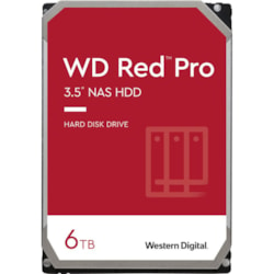 "WD Red Pro WD6003FFBX 6 TB Hard Drive - 3.5"" Internal - SATA (SATA/600)"