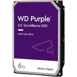 "WD Purple WD62PURZ 6 TB Hard Drive - 3.5"" Internal - SATA (SATA/600) - Write Intensive"