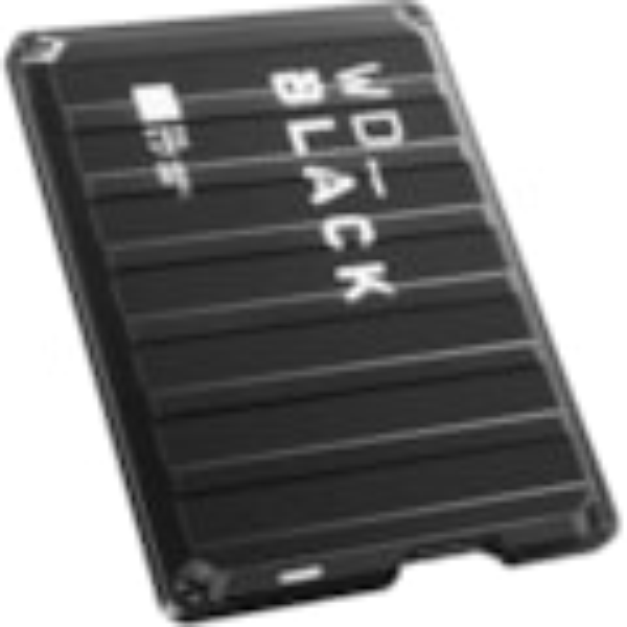 "WD Black P10 WDBA3A0050BBK 5 TB Hard Drive - 2.5"" External - Black"