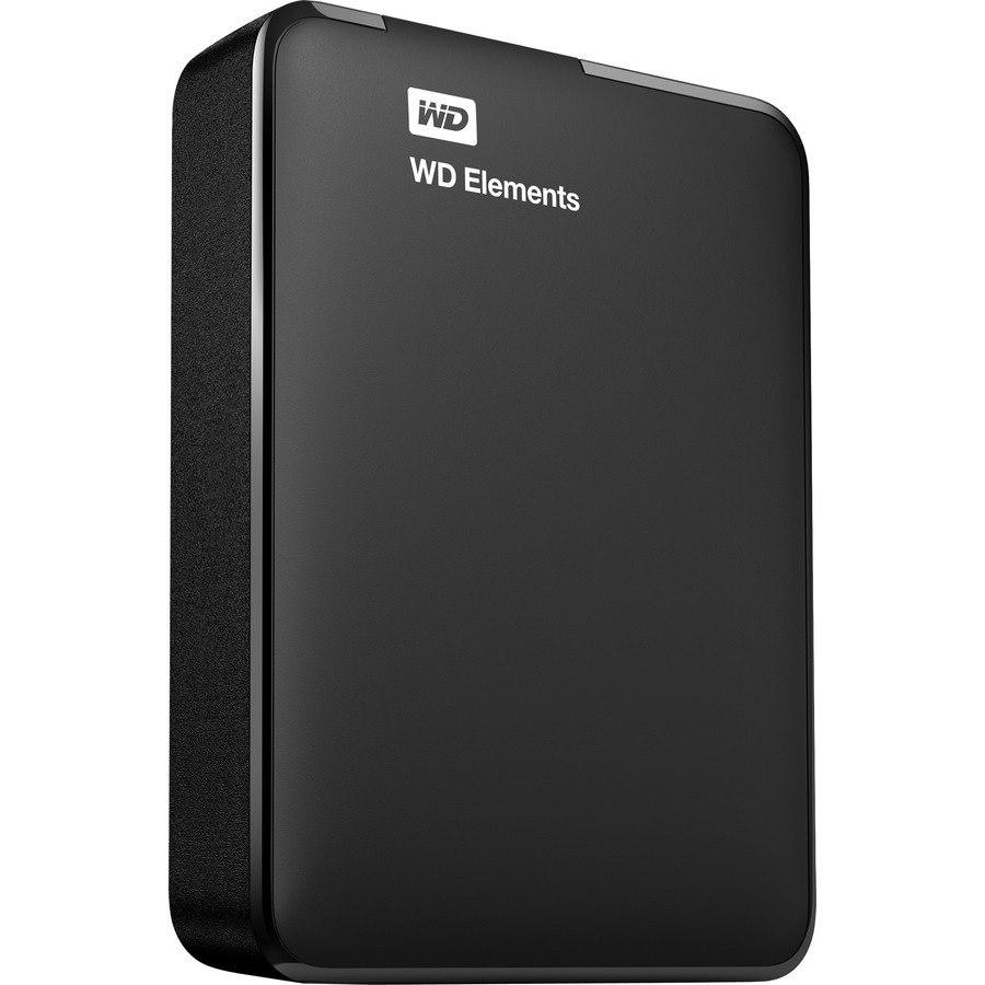 WD Elements WDBU6Y0020BBK 2 TB Portable Hard Drive - External