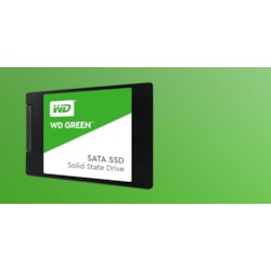 "WD Green WDS480G2G0A 480 GB Solid State Drive - 2.5"" Internal - SATA (SATA/600)"