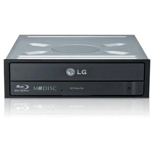 LG WH16NS40 Blu-ray Writer - OEM Pack - Black