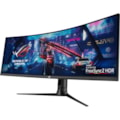 "Asus ROG Strix XG43VQ 110.2 cm (43.4"") UHD Curved Screen WLED Gaming LCD Monitor - 32:10"