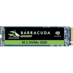 Seagate BarraCuda 510 500 GB Solid State Drive - M.2 2280 Internal - PCI Express NVMe (PCI Express NVMe 3.0 x4)