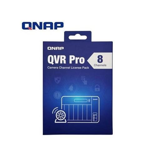 Qnap 8 Additional License Key For Qnap QVR Pro Gold Must Have Base License