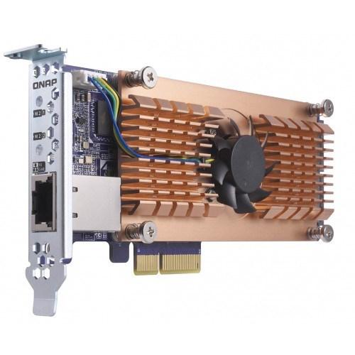 Qnap Dual M.2 Pcie SSD Expansion Card