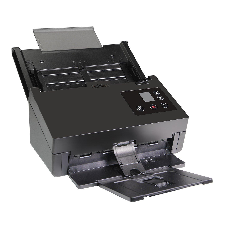 Avision Ad370n Document Scanner A4 Duplex