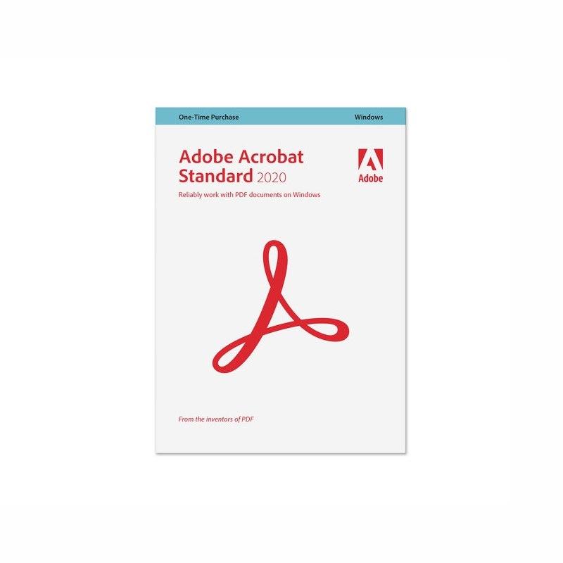 Adobe 65310924 Acrobat Standard 2020 Retail
