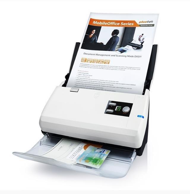 Plustek Smartoffice PS30D Document Scanner A4 Duplex