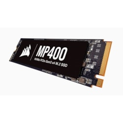 Corsair Force MP400 4TB NVMe PCIe SSD M.2 - 3D TCL Nand 3480/1880 MB/s 470/190K Iops (2280) 1.8Mil HRS MTBF 5YRS