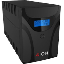 Ion F11 2200Va Line Interactive Tower Ups, 4 X Australian 3 Pin Outlets, 3YR Advanced Replacement Warranty.
