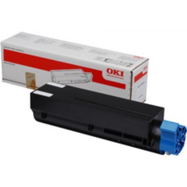 Oki Original Toner Cartridge - Cyan