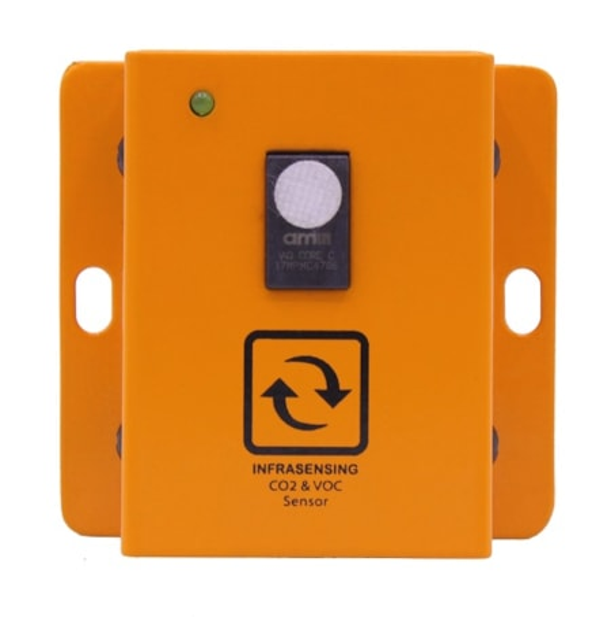 ENV-TVOC ServersCheck Indoor Air Quality (Tvoc / Co2) Sensor Probe